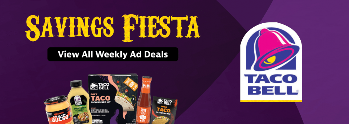 Save Big on Your Favorites with Savings Fiesta!