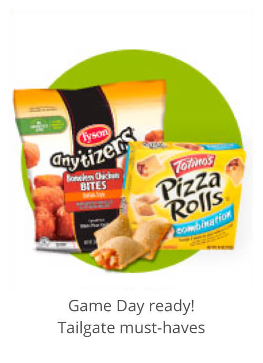Game Day ready! Tailgate must-haves