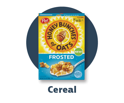 cereal and breakfast foods